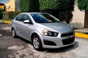 Chevrolet Sonic Lt Flamante Como Nuevo !