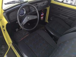 Volkswagen Escarabajo  Kilometraje