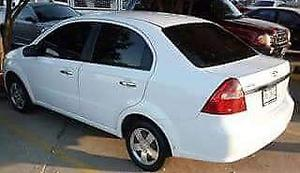 Chevrolet Aveo  automatico electrico aire impecable