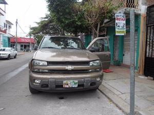 Chevrolet TrailBlazer  Kilometraje