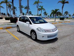Nissan Tiida  STD HB EL MÁS EQUIPADO.