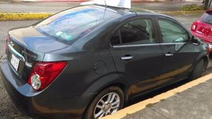 Chevrolet Sonic LTZ  automatico impecable financiable