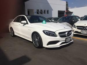 Mercedes Benz Clase C63 Amg Reestrenalo..!