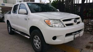 Toyota hilux mod  doble cab impecale nunca usada de