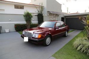 Mercedes-Benz E Class  Kilometraje