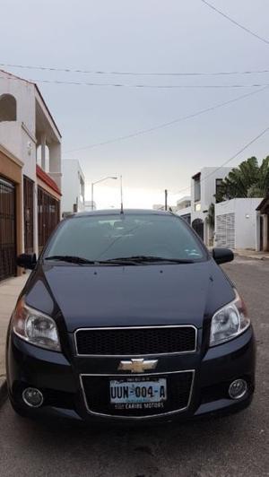 Chevrolet Aveo oportunidad