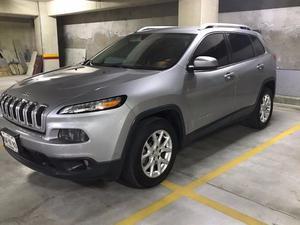 Jeep Cherokee latitude 4x Kilometraje