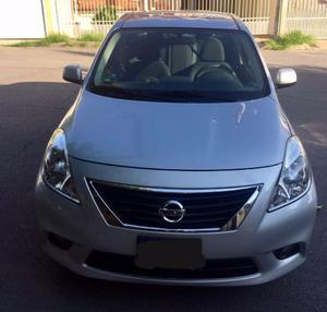 Nissan Versa Advance TA  NEGOCIABLES