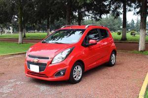 Chevrolet Spark Rojo  Ltz
