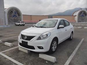 Nissan Versa Advance Aut