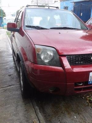 Ford EcoSport  Kilometraje