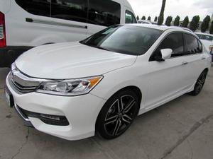 Honda Accord Sport Aut Blanco