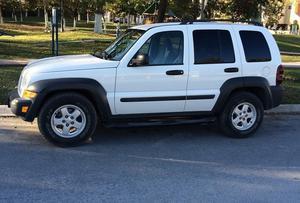 Jeep Liberty  Kilometraje 188