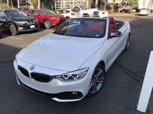 BMW Serie 4 Convertible