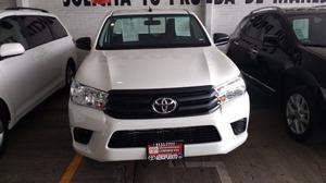 Toyota Hilux  Kilometraje 95