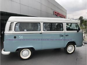 Volkswagen Combi  Años Last Edition