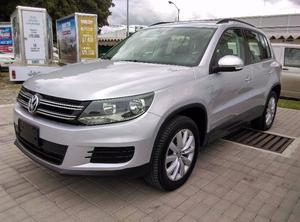 Volkswagen Tiguan  Kilometraje