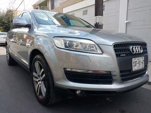Audi Q cilindros, quattro drive