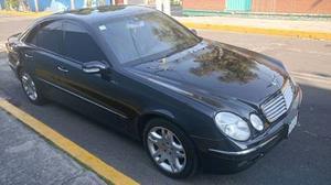 Mercedes Benz Clase E500 Blindado Nivel B4