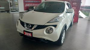 Nissan Juke Advance Cvt