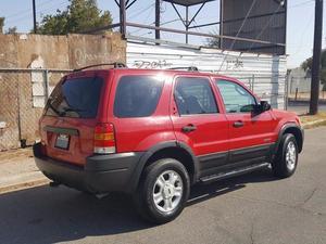 Remato!! Ford Escape 4x4 aut ** Llamar
