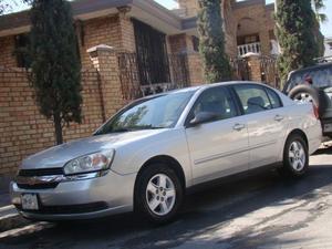 Chevrolet Malibû LS  Kilometraje 180