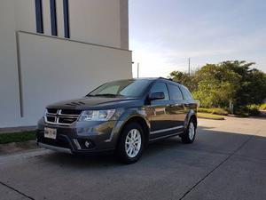 Dodge Journey Sxt Plus (4cil, Pantalla Multifuncion, Piel)