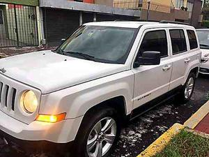 Jeep Patriot  Sport Cvt Única Dueña Factura Original