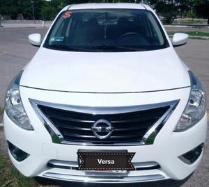 Nissan Versa  Kilometraje