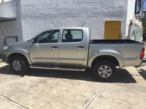 Pick up Toyota Hilux  único dueño