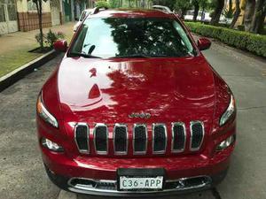 Jeep Cherokee Latitude,  Kms, Excelente Estado