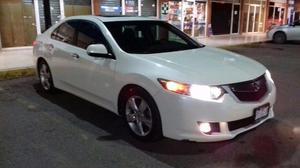 Acura TSX  CIL AUTOMATICO IMPECABLE NACIONAL