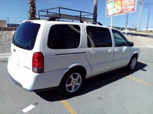 Chevrolet Uplander LT Ext, MEX