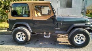 Jeep 4x4. Mod