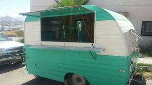 Remolque / Food-truck para venta de comida