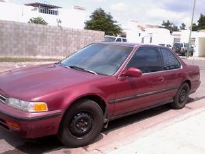 Honda Accord 93 standar, aire acondicionado, estereo,