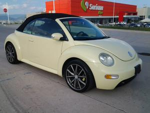 "Beetle Cabrio  amarillo rin "" 18 """