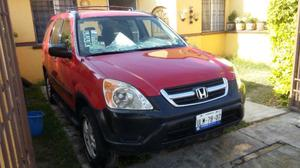 CRV HONDA IMPECABLE