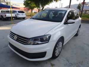 Volkswagen Vento 1.6 L4 Starline At