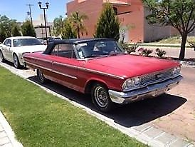 Ford Galaxie 500 XL  Kilometraje