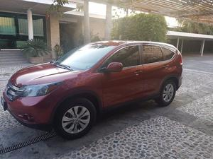 Vendo Honda CRV EX  Color Rojo Pasión