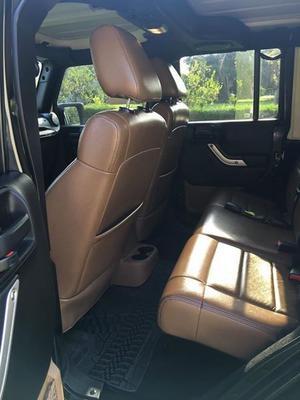 Jeep Wrangler  Kilometraje 65