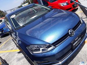 Volkswagen Golf  HIGHLINE DSG NUEVO Kilometraje 5 mil