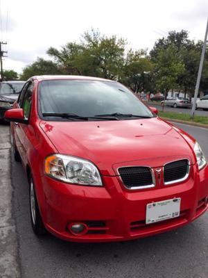 Pontiac G3 Equipado (AVEO)