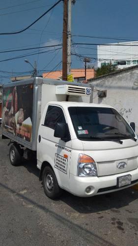 Hyundai H100 Con Thermo Refrigeracion Caja Humeda Diesel