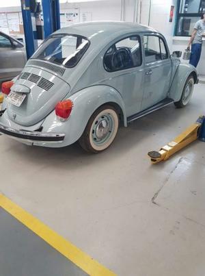 Volkswagen Escarabajo última edicion