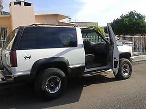 Chevrolet Tahoe x4