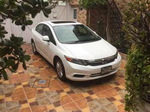 Honda Civic Exl  Factura Original Único Dueño