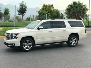 Chevrolet Suburban Ltz Blindado Nivel Iv Plus