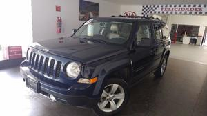 Jeep Patriot LIMETED fwd  Kilometraje